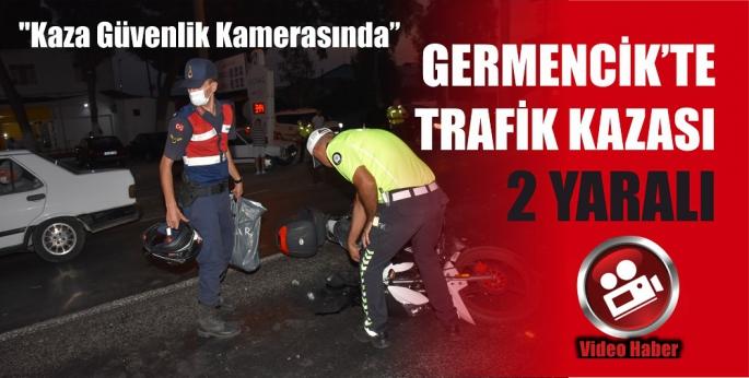 Aydın'da Trafik Kazası 2 Yaralı