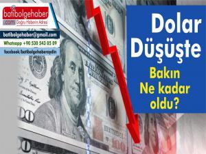 Dolar Düşüşte...