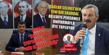 SÖKE'DE İYİ PARTİ'DE SKANDALLAR TÜKENMİYOR